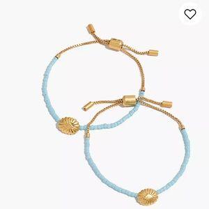 Westward beaded friendship bracelet set